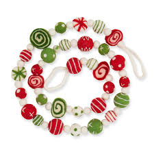wool garland in christmas decor u2013 nova natural toys u0026 crafts