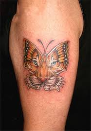 tiger faces tattoos for design idea for and