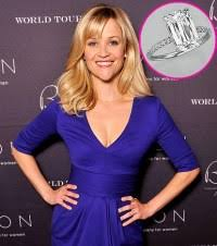 reese witherspoon engagement ring 10 best engagement rings us weekly