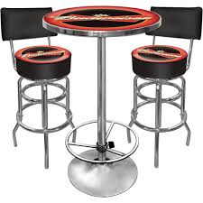 game room combo with chairs u2014 budweiser bowtie logo www kotulas