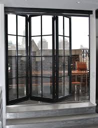 patio doors steel french patio doors with blinds black