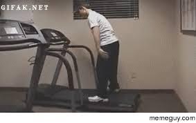 Treadmill Meme - treadmill sniper meme guy