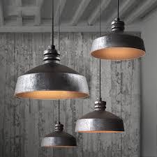 Industrial Light Fixtures Rustic Pendant Light Fixtures With Cool Industrial Lights Pinteres
