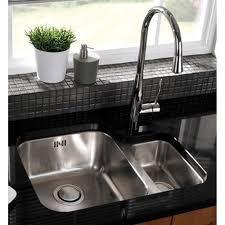 Deco Sinks Interior Undermount Corner Kitchen Sink Freestanding Linen