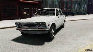 nissan bluebird 1970 datsun for gta 4