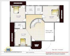 Home Design And Floor Plans House Plan Indian Model House Plans And Ideas Pinterest