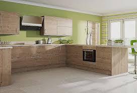 cuisine moderne bois massif table en bois massif brut pour decoration cuisine moderne
