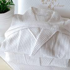 waffle weave bath robes u2013 plane tree farm