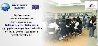 winter application for library working hours