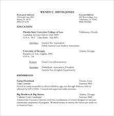 Cv And Resume Samples by Lawyer Resume Template U2013 10 Free Word Excel Pdf Format Download