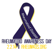 ra ribbon what would rheumatoid awareness to you rheumatoid