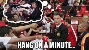 Funny Man Utd Memes - best louis van gaal memes after slow start at manchester united