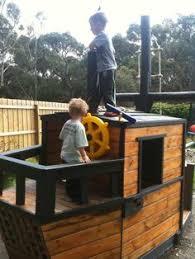 Pirate Ship Backyard Playset by Playhouse Swing Set Plans Pirate Ship Playhouses My House