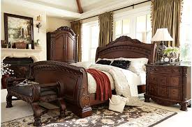 Ashley Furniture Bedroom by North Shore Queen Sleigh Bed Ashley Furniture Homestore