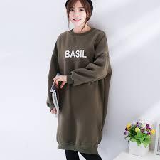 online get cheap khaki sweater dress long aliexpress com