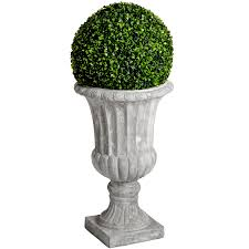 modern urn planters cement and urn planters u2013 delightful outdoor
