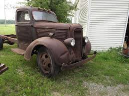 dodge truck parts for sale sell used 1937 dodge truck barn find project solid complete low