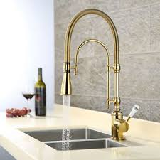 single kitchen sink faucet rozinsanitary brass kitchen sink faucet single handle gold