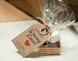 smores wedding favors smore wedding favor tags 125 pieces wedding favors is