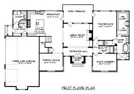 French Cottage Floor Plans 18th Century French House Plans