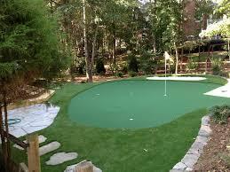backyard putting greens north carolina carolina outdoor golf greens