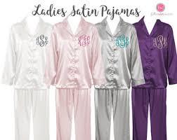 bridesmaid pajama sets bridesmaid pajamas etsy