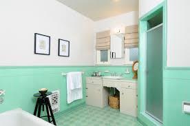 Bathtub Los Angeles Vintage Tile Bathroom Traditional Bathroom Los Angeles By