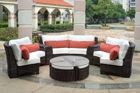 Round Patio Furniture Set Inspiration Ideas With Round Patio Furniture 16 Image 11 Of 24