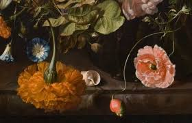 How To Paint A Flower Vase Ruysch Flower Still Life Article Khan Academy