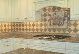 Glass Ceramic Marble Mosaic Medallion Granite Tile Fuda Tile NJ - Medallion tile backsplash