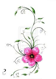 Pretty Flowers For Tattoos - 484 best flower power tatoos images on pinterest floral tattoos