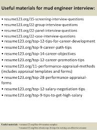 Driller Resume Example by Top 8 Mud Engineer Resume Samples