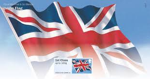 Union Flags Post U0026 Go Union Flag 2012 Collect Gb Stamps