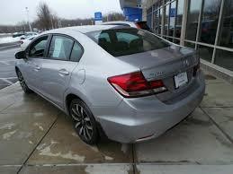 pre owned 2014 honda civic 4dr cvt ex l 4dr car in canton 180209a