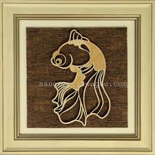 wood carving painting painting living room decorative