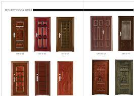 door design pooja room door designs with glass modern frame