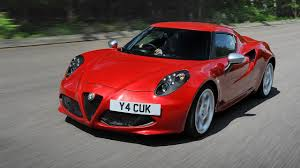 alfa romeo spider 2017 alfa romeo 4c review top gear