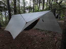 dyneema fiber standard tarp with doors hammock gear