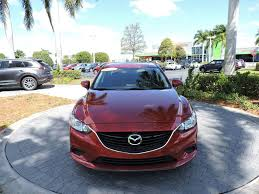 mazda 6 or mazda 3 2016 used mazda mazda6 m6g itra m6g itra at royal palm mazda