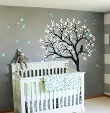 Nursery Room Wall Decor Decor Ideas Baby Nursery Wall Decals Room Excellent