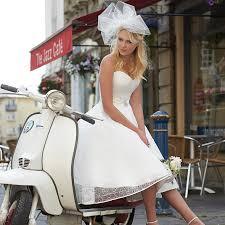 Knee Length Wedding Dresses Our Favourite Knee Length Wedding Dresses Hitched Co Uk