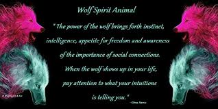the wolf clan wolf poems