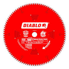 What To Use To Cut Laminate Flooring Diablo 12 In X 96 Tooth Laminate Non Ferrous Metal Cutting Saw
