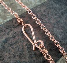 solid copper necklace chain images Copper necklace chain awwake me jpg
