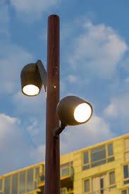 Backyard Light Pole by Selux Tan2034 Idolza