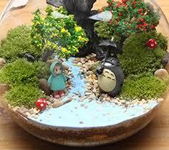 miniature garden decor u2013 home design and decorating
