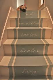 Decorative Vinyl Floor Mats by 222 Best Painted Stairs Images On Pinterest Paint Stairs