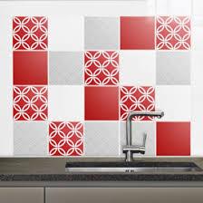 sticker pour carrelage cuisine sticker faience gallery of awesome carrelage salle de bain leroy