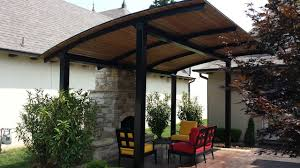 Outdoor Shades For Patio by Steel Shade Pergolas Provide A Shade Covering For Your Patio Or