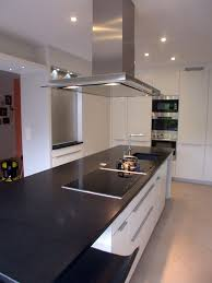 hotte ilot cuisine hotte central ilot maison et mobilier d intérieur